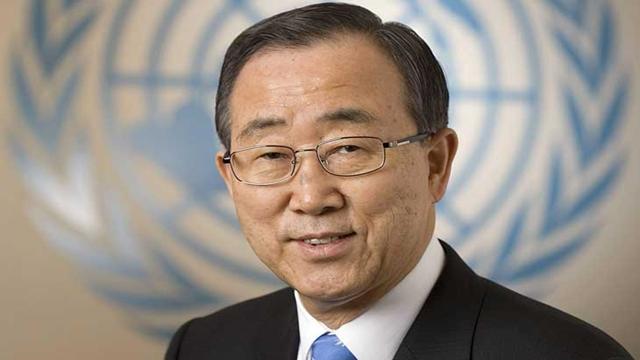 Ban Ki-moon elected BFA chairman