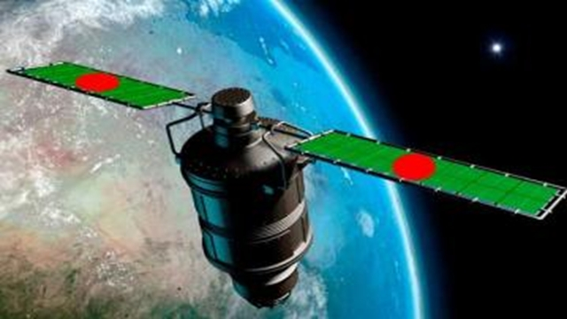 Bangabandhu-I reaches orbital position