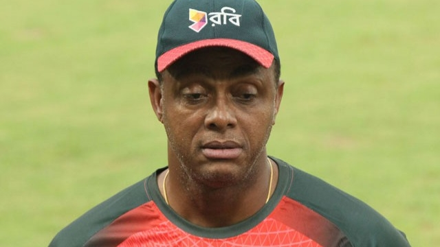 Bangladesh retain Walsh as coach for Afghanistan series