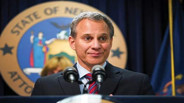 NY attorney general resigns after women abuse report