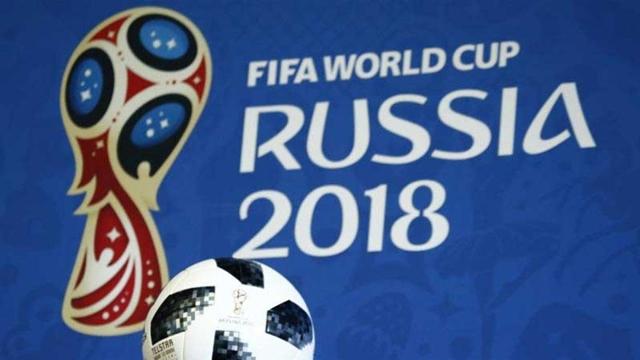 FIFA announces 2018 World Cup nat'l slogans