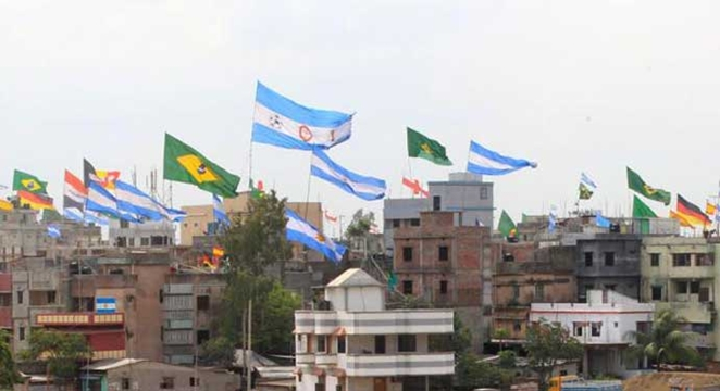 Writ filed seeking ban on hoisting of foreign flags