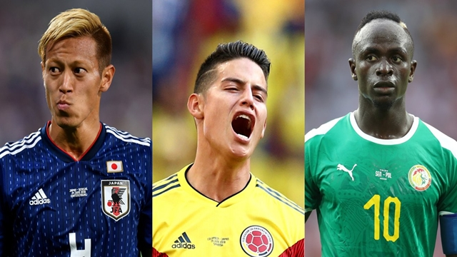 Japan vs. Poland and Colombia vs. Senegal will battle in knockout stage at World Cup