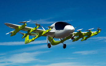 Google guru Page tests flying taxis in New Zealand