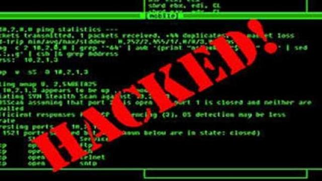 Several govt websites hacked