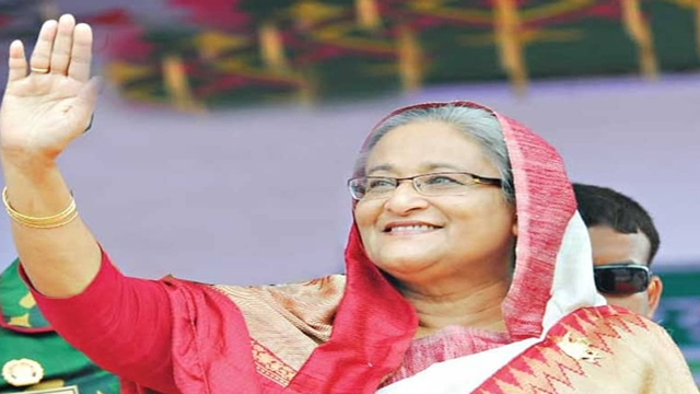 Sheikh Hasina's release day from prison being observed