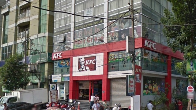 KFC, American Burger fined for rotten, unhealthy food