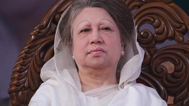 Khaleda shown arrested again in Cumilla arson case