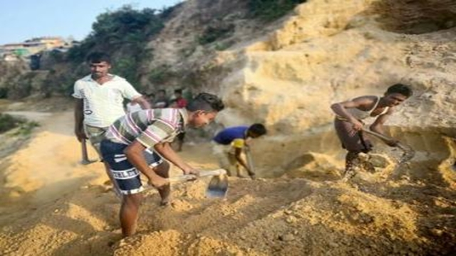 'US$20,000 project underway to protect Rohingya from flooding'