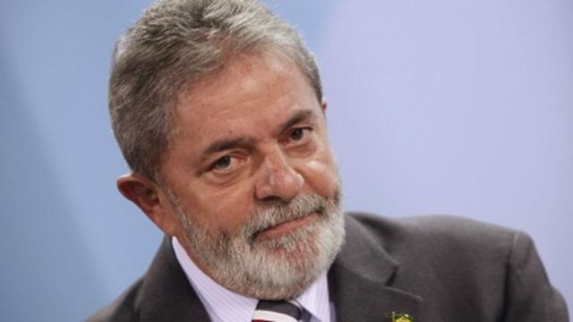 Former Brazilian president Lula surrenders to police