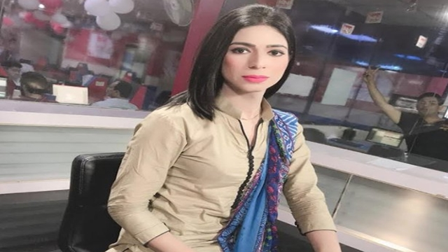 Marvia Malik becomes Pakistan's first transgender newsreader