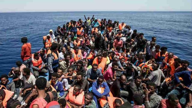 EU tracking 65,000 migrant smugglers: Europol