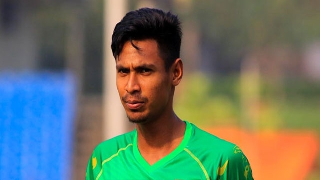 Mustafizur ruled out of T20I series against Afghanistan