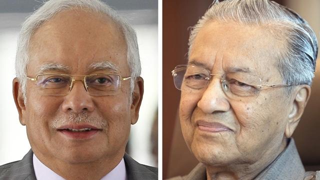 Najib Razak concedes defeat in Malaysia election