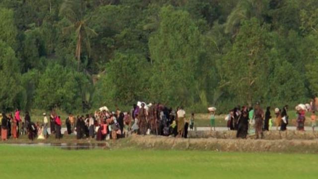 Thousands flee fresh fighting in northern Myanmar