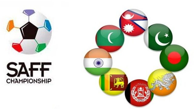 Bangladesh in Group A in SAFF football