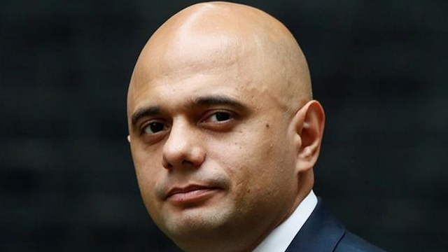 Sajid Javid appointed as new British interior minister