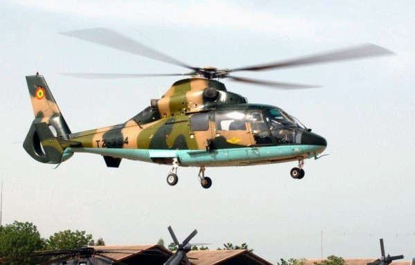 6 dead, 14 hurt in Senegal military helicopter crash