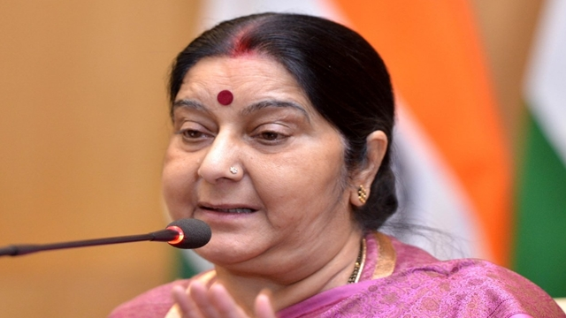 Teesta not a failed case yet: Sushma