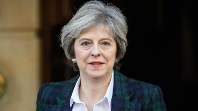 'Trust Me' on Brexit: British PM