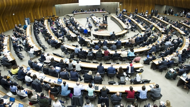 World Health Assembly begins in Geneva