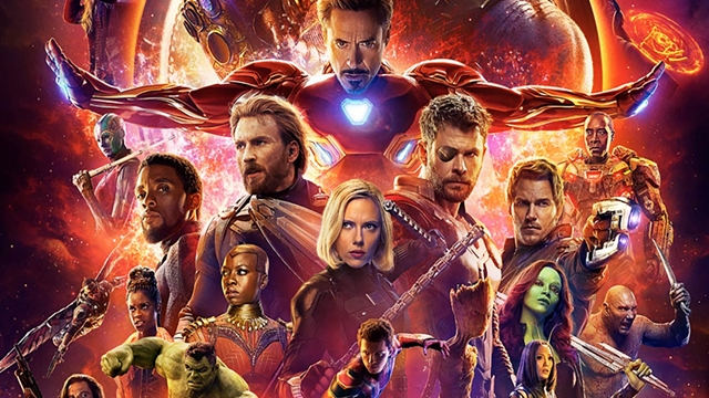 'Avengers: Infinity War' sets record