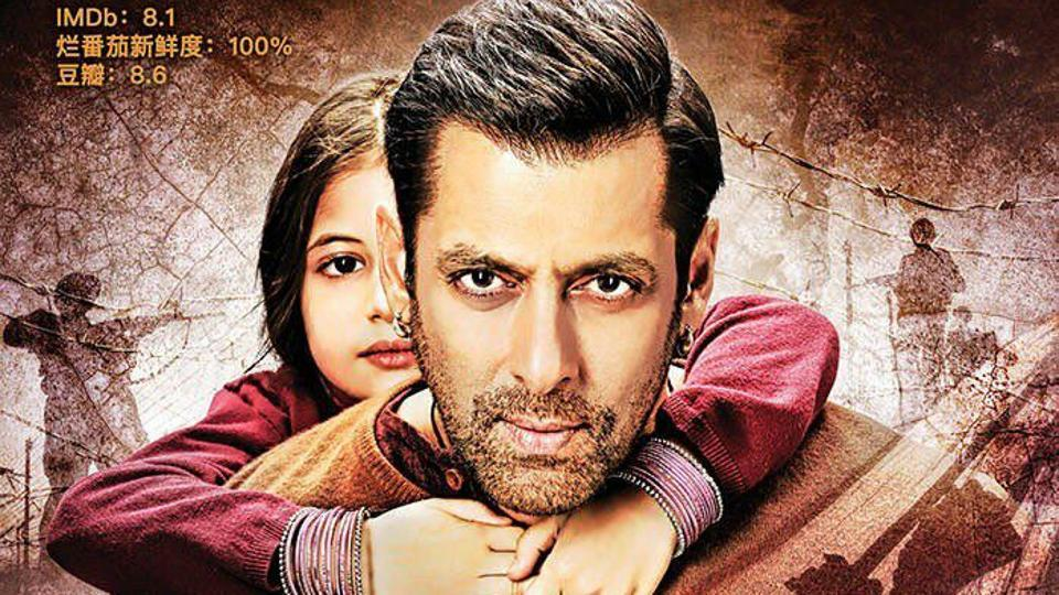Bajrangi Bhaijaan crosses the Rs 250 crore mark in China