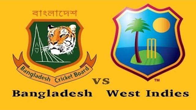 Bangladesh, West Indies first Test July 4