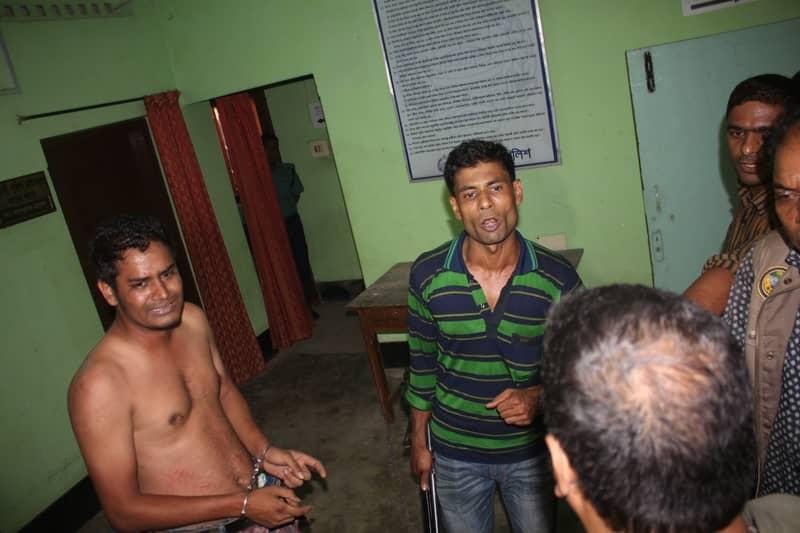 8 DB men closed over torturing Barisal journo