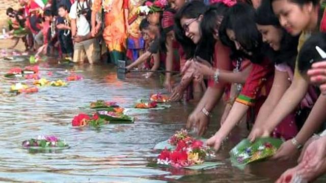 Boisabi Utsab begins in Rangamati