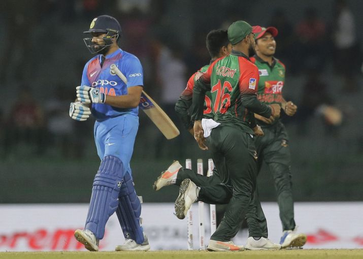 India's youth v Bangladesh's seniors in title clash