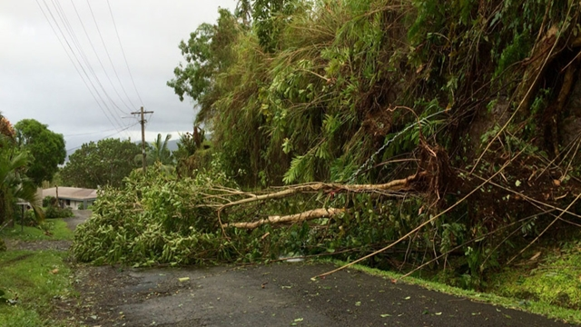 Hundreds take shelter as Fiji braces for another cyclone