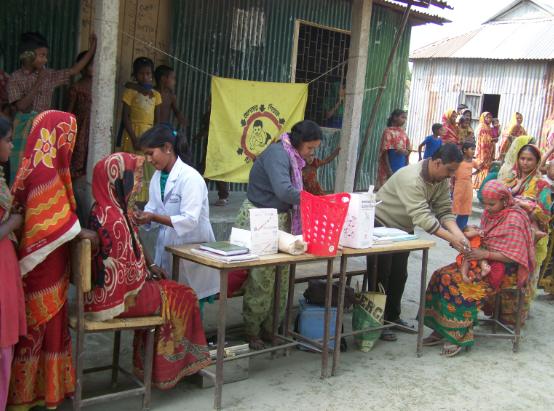 Bangladesh ahead of India, Pakistan in healthcare access