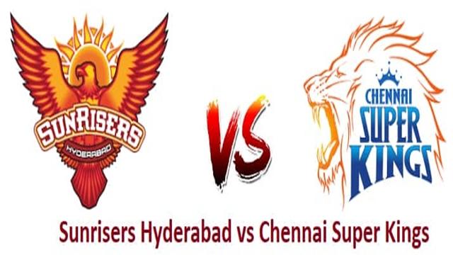 Chennai face Hyderabad in IPL final Sunday