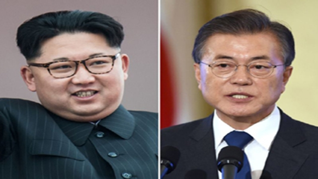 Moon, Kim to meet at military demarcation line Friday