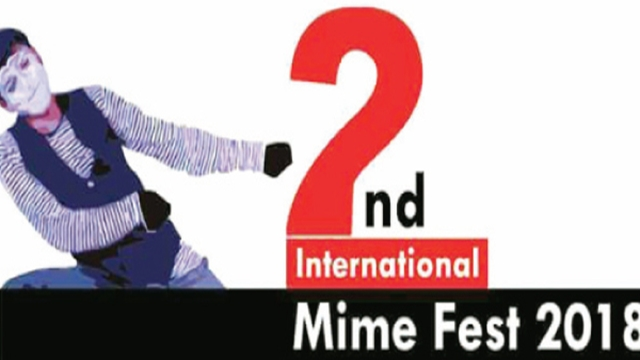 3-day int'l mime festival begins Monday