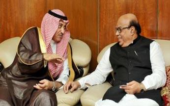 Bangladesh-Saudi relations remain stronger than before: Nasim