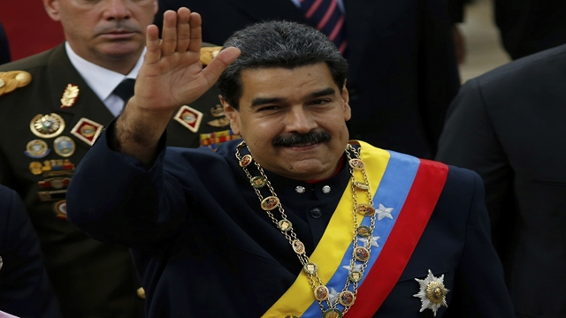 Venezuela's Maduro wins presidential vote