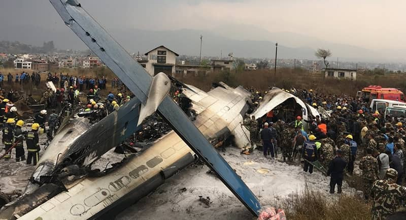 BD expert to investigate plane crash with Nepalese team