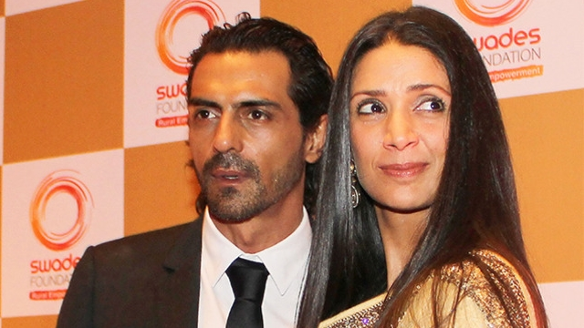 Arjun Rampal, Mehr Jesia announce separation after 20 years of marriage
