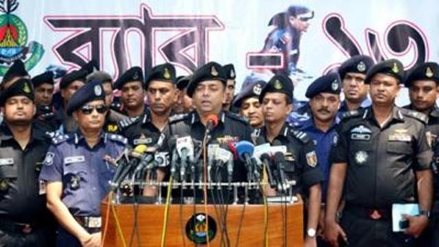 Wife's affair behind Rangpur lawyer Rathish murder: RAB