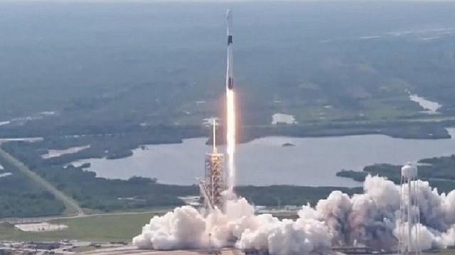 Nation's dream satellite Bangabandhu-I launched