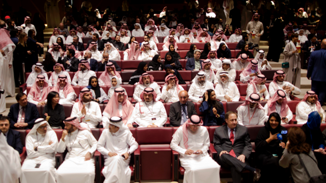 Saudi Arabia launches $34.7 billion entertainment revolution