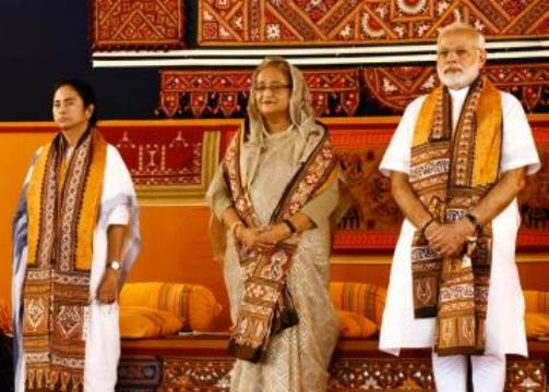 PM attends Santiniketan convocation