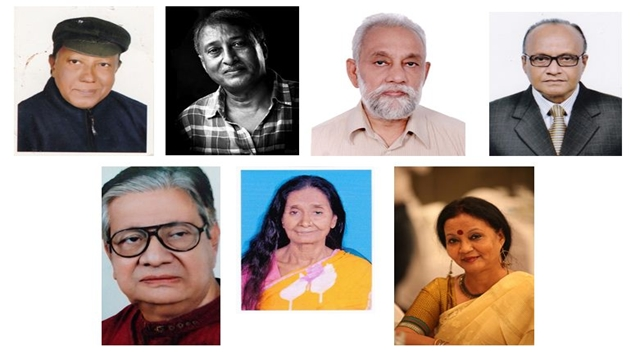 7 named for 'Shilpakala Padak 2017'