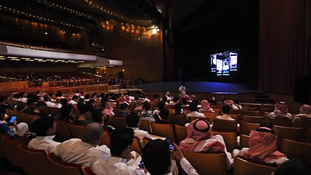 First Saudi cinema in 35 years to open on April 18