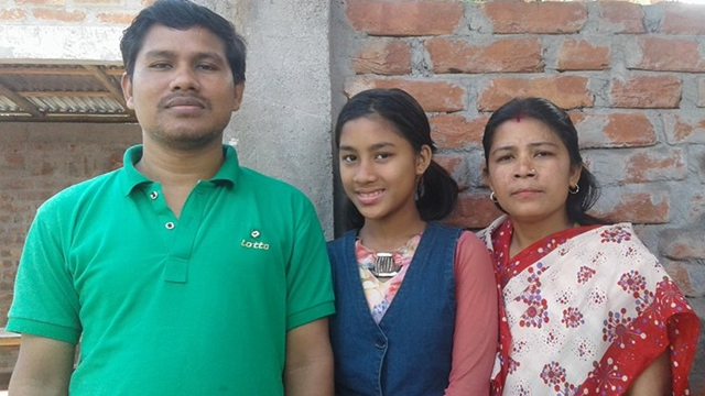 Sristi Barma gets PSC scholarship in talent pool