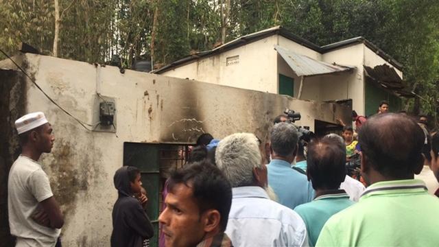 5 killed in Sylhet after lightning strikes gas line
