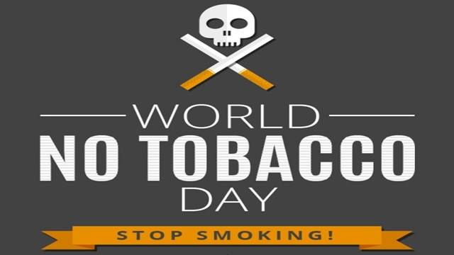 World No Tobacco Day being observed Thursday