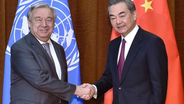 UN, Singapore concerned about rising trade tensions